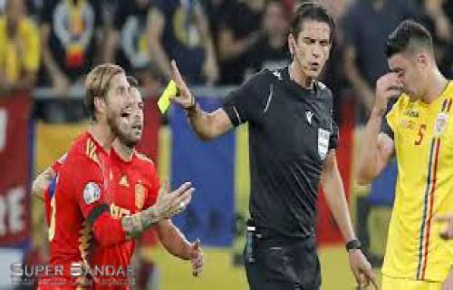 Keterangan Sergio Ramos Terkait Selebrasi Gol yang Berbuntut Kartu Kuning
