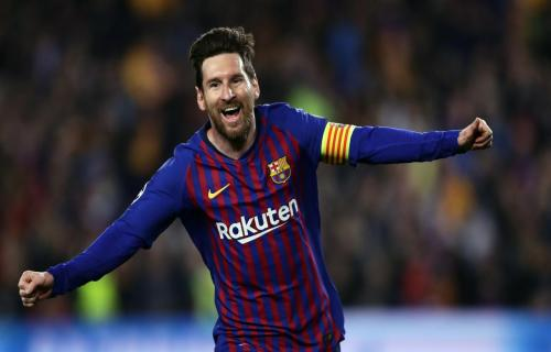 Barcelona Menawarkan Kontrak Seumur Hidup pada Lionel Messi