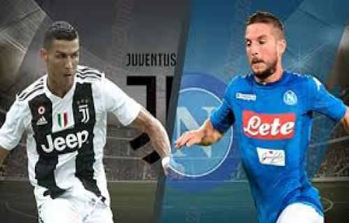Juventus Vs Napoli : Seru, Bianconeri Menang 4-3