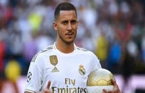 Hazard Optmistis Real Madrid Bisa Jadi Juara