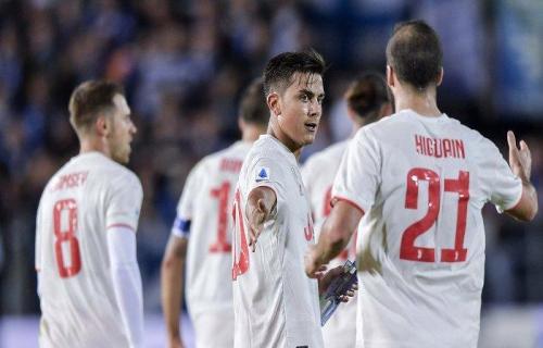 Cristiano Ronaldo Tidak Ikut Bermain, Juventus Kalahkan Brescia Dengan skor 2-1